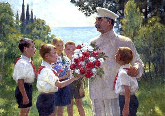 réalisme socialiste Vladi